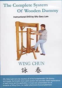 Wing Chun Kung Fu complete system of wooden dummy DVD Gary Lam