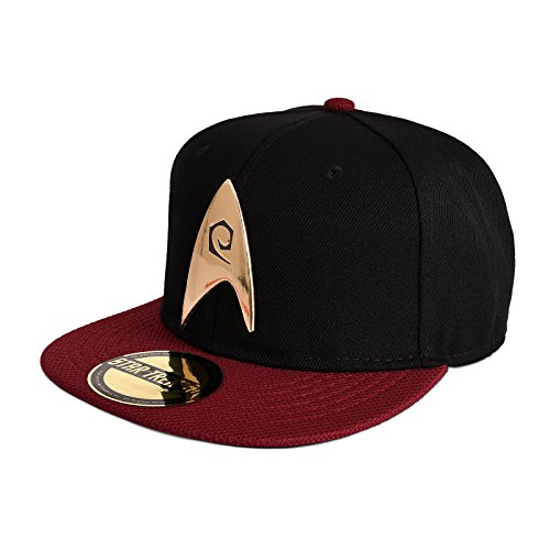 Starfleet Uniform Farben - Star Trek Baseball Cap Scott CODI
