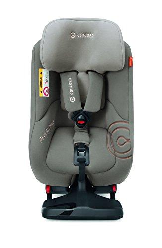 Silla de coche Concord reverso Plus isize–colores diferentes Graphite grey Talla:Medium