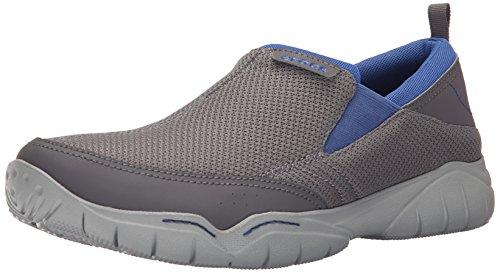 c0317684cd11 Crocs Swiftwater Mesh Moc M Men Casual shoes  Shoes  202548-07Z-M8