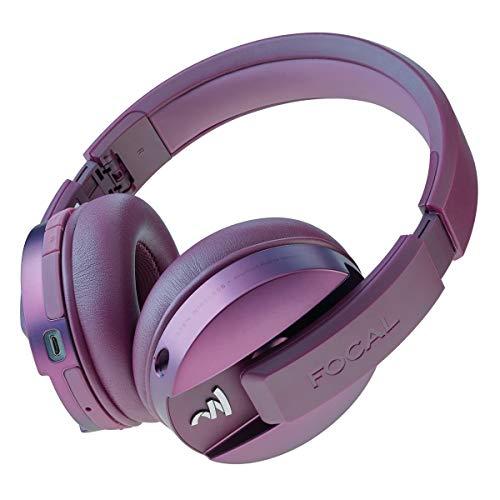 Focal listen - cuffie wireless bluetooth headphones raissa metallizzate