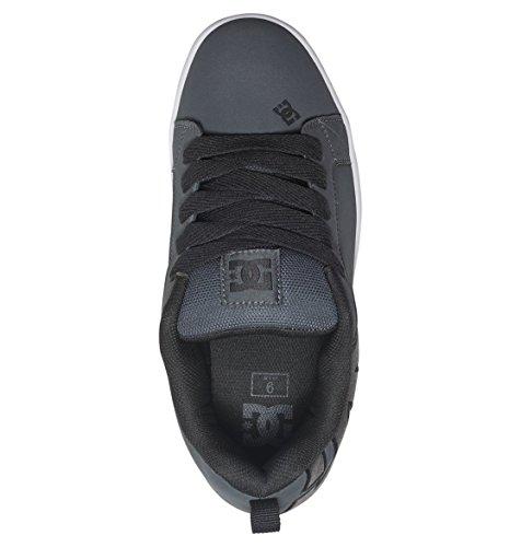 Dc Universe Herren Court Graffik Sneaker Grigio / Bianco (grw)