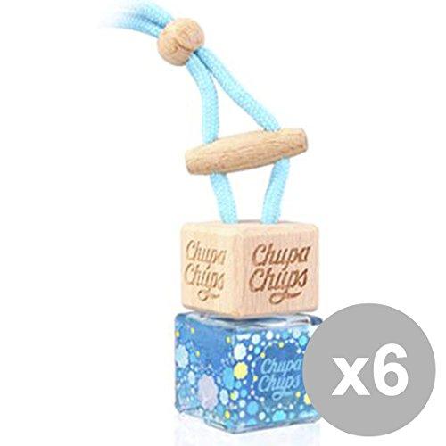 chupa-chups-set-de-vainilla-6-linterna-fragancia-chp104-cuidado-de-limpieza-y-lavado-de-coches