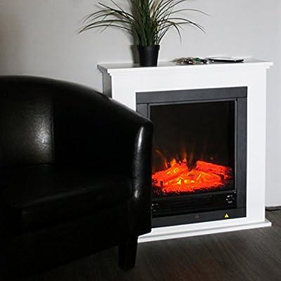 Classic Fire Lugano 00410 Heizung und Kaminsims von Classicfire auf Heizstrahler Onlineshop