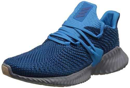 adidas Herren Alphabounce Instinct m Laufschuhe Blau Legend Marine/Shock Cyan, 41 1/3 EU
