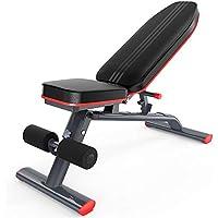HECHEN Vuelo Pájaro Banco Prensa Pesas Banco Peso 300Kg-Sit Board Equipo De Fitness-