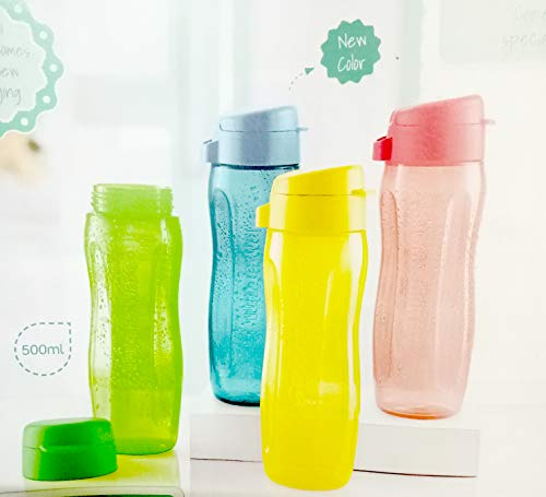 Tupperware aquaslim bottiglia (500 ml ciascuno) (set da 4)