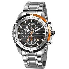 Idea Regalo - orologi Breil Cronografo tw1431