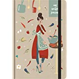 MatrikaS Recipe Journal - A5 - B (MatrikaS Recipe Journal Inspires The Chef in You, to be Creative in The Kitchen & Record Your Experiments with recipies!)