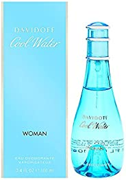 DAVIDOFF Cool Water Deodorant Spray For Women, 100 ml