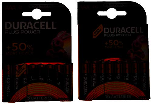 DURACELL piles alcaline \