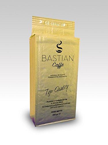 BASTIAN CAFFE' MACINATO PER MOKA TOP QUALITY ...la miscela perfetta!