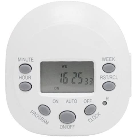 JASCO PRODUCTS COMPANY Digital Weekly Timer with Battery Backup