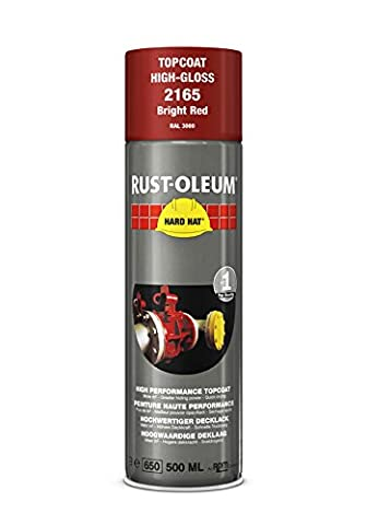RUST-OLEUM 2165 Hard Hat Topcoat Ral-Colours, The Nr. 1 Industrial