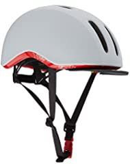 Giro Fahrradhelm Reverb, Matte White Ca Bear, 51-55 cm, 7055880
