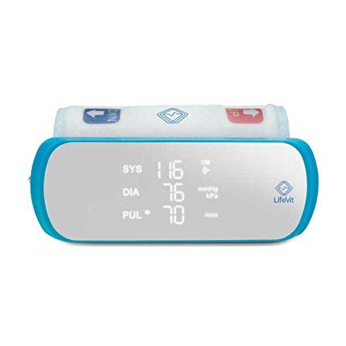 LifeVit BPM-200 Wireless-Tensiómetro Brazo Inteligente-Conexión