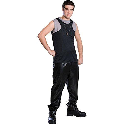 MyPartyShirt Apollo Battlestar Galactica Adult Costume (Battlestar Galactica Kostüm)