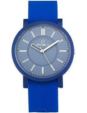 Sehen Sie sich schicke Vintage blau Silikon-OPSPOSH-01-OPS