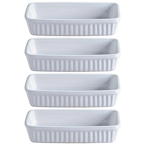 Set of 4 Mason Cash Classic Collection 18cm White Rectangular Oven to Table Tableware Serving Dishes plus free Mason Cash Wooden Spatula  sc 1 st  Amazon UK & Oven to Table Serving Dishes: Amazon.co.uk