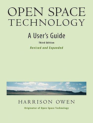 Open Space Technology. A User's Guide. por Harrison Owen