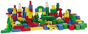 HEROS 100011301  - Bloques de construcción de fantasía (130 Piezas)