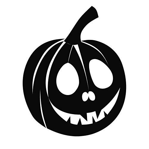 Wandtattoo Kinderzimmer Wandtattoo Wohnzimmer Kinder Halloween Kürbis Gesicht aushöhlen für Kindergarten Kinder Schlafzimmer Wohnzimmer