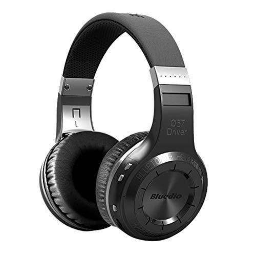 kashyk On-Ear Bluetooth-Kopfhörer,Freisprechanlage Bluetooth Ohr,40H Stunden Spielzeit, Kräftiger Bass,Geräuschunterdrückung Sport Kabellose Bluetooth Kopfhörer Wireless Earbuds