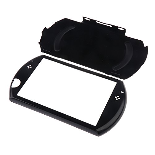 Rashi E-Commerce Protective Aluminum Carry Hard Case Cover For Sony PSP GO Game Console Black