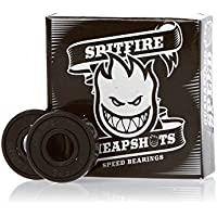 Spitfire Cheapshots Bearings - Black by Spitfire