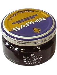 Cirage Saphir pommadier (Crème Surfine) noir