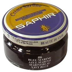 Cirage Saphir pommadier (Crème Surfine) marron clair
