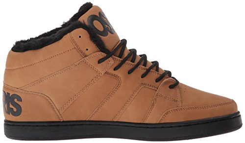 Osiris Convoy Mid Shearling Brown/Work Brown/Work