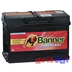 Preisvergleich Produktbild Banner Starting Bull Autobatterie 57212 72Ah 640A