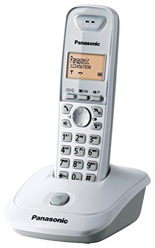 Panasonic KX-TG2511SPW Telefono cordless