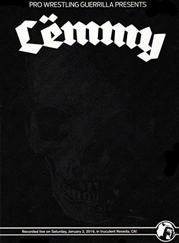 PWG PRO WRESTLING GUERRILLA Lemmy 2016 DVD