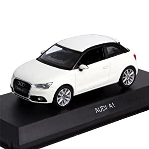 audi a1 blanche kyosho 1 43e jeux et jouets. Black Bedroom Furniture Sets. Home Design Ideas