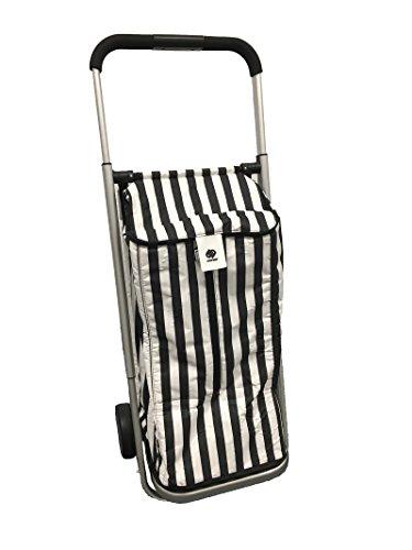 Einkaufstrolley NewYork in verschiedenen Designs (Stripy)