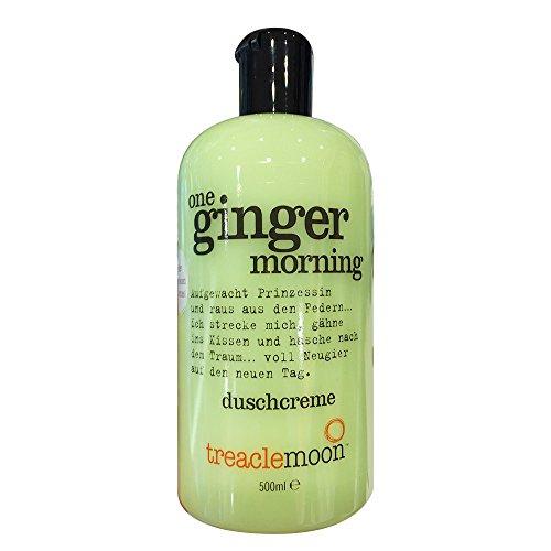 Preisvergleich Produktbild Treacle Mond Ginger Bath & Shower Gel 500 ml