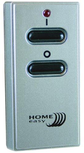 Preisvergleich Produktbild Home Easy HE301EU 1 Kanal Funk-Fernbedienung mit Schlüsselanhänger/ Funkreichweite, 30 m