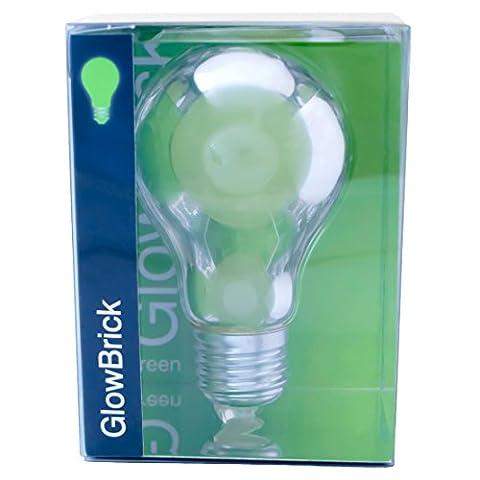 SUCK UK Glow Brick Green