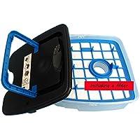 reyee Filtro Cartucho Caja de polvo para Philips Robot fc8820 modelos Robot aspiradora partes