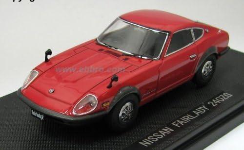 EBRRO 1/43 Nissan FairMadame 240ZG Red (44005) (japan import) | La Fabrication Habile