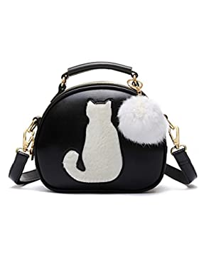 Süße Katze Geldbörse Tasche Frau