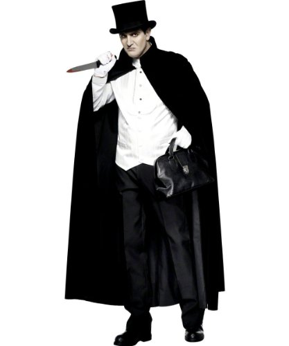 Original Jack the Ripper Kostüm Killer Legende Mörder (Jack The Ripper Kostüme)