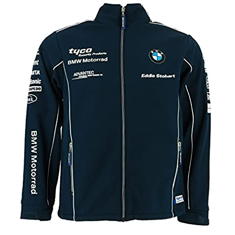 Tyco BMW British Superbike & International Racing Softshell Veste Officiel 2017