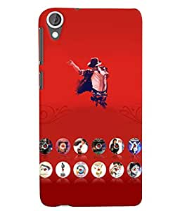 Citydreamz Michael Jackson/Dance/Abstract Design Hard Polycarbonate Designer Back Case Cover For HTC Desire 630/ HTC Desire 630 Dual Sim