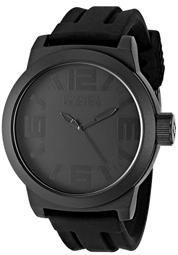 Kenneth Cole Reaction Men's RK1227 Classic Oversized Round Analog Field Watch
