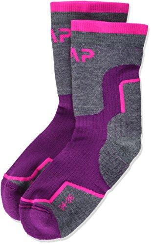 CMP Kinder Sport Socken, Purple, 31/33