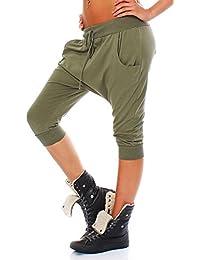 Amazon.es  pantalones cagados mujer - Mujer  Ropa 4fb386639c63