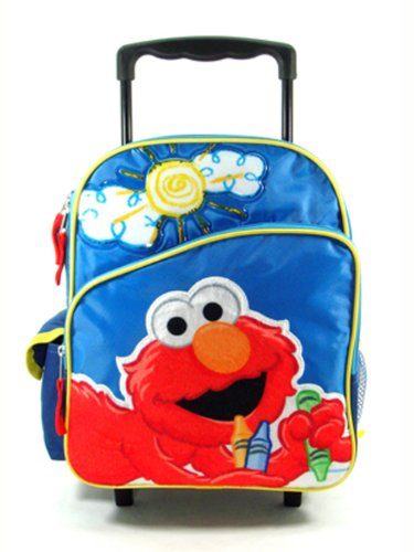 small-rolling-backpack-sesame-street-elmo-big-sun-12-by-pbs